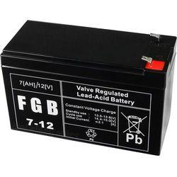 Akumulator żelowy 12V 7.2Ah