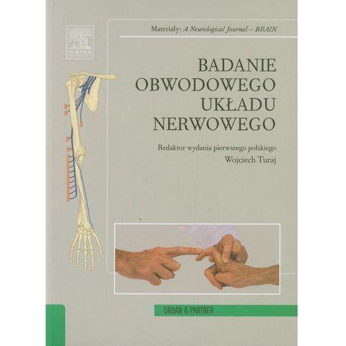 Książki medyczne, Badanie obwodowego układu nerwowego (opr. miękka)