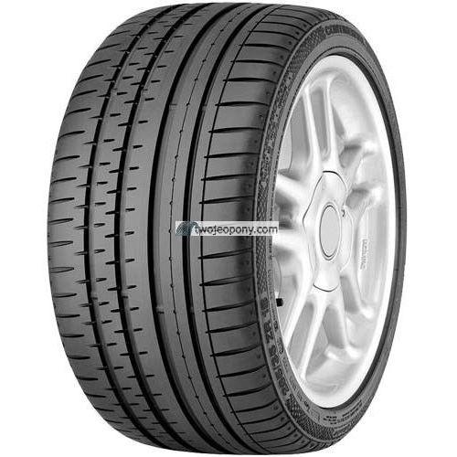 Opony letnie, Continental ContiSportContact 3 265/40 R20 104 Y