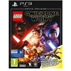 Gra PS3 LEGO Gwiezdne wojny: Przebudzenie Mocy + Minifigurka LEGO: Myśliwiec X-Wing Poe