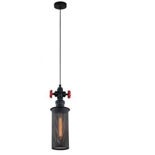 Lampy sufitowe, Lampa wisząca Clubbo 1 x 60 W E27 czarna