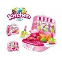 Kuchnie dla dzieci, Kuchnia w walizce z kółkami