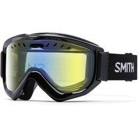 Kaski i gogle, gogle snowboardowe SMITH - Knowled.Reg Otg Black (99A0) rozmiar: OS
