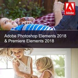 Adobe Photoshop Elements 2018 & Adobe Premiere Elements 2018 PL