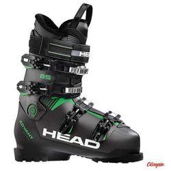 Buty narciarskie Head Advant Edge 85 Anthracite/Black/Green 2018/2019