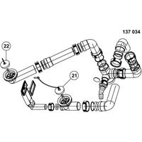 Syfony, Armatura BLANCO 137034
