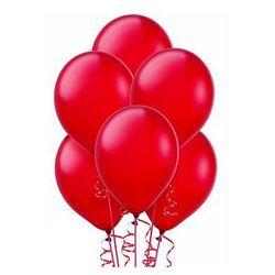Balony lateksowe duże - 12 cali - czerwone - 100 szt.