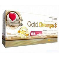 Witaminy i minerały, Olimp Gold Omega-3 60 kaps. Olej rybii EPA DHA 013065