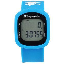 Krokomierz elektroniczny inSPORTline Strippy - Kolor Niebieski