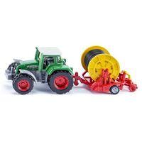 Traktory dla dzieci, Traktor z deszczownicą szpulową