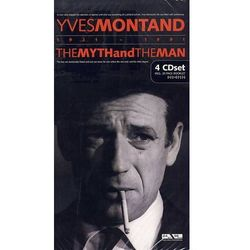 YVES MONTAND - The Myth and the Man (4CD)