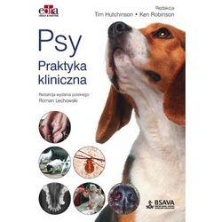 Psy. Praktyka kliniczna - Hutchinson T., Robinson K. (opr. miękka)
