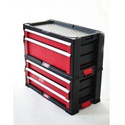 Box narzędziowy 2 szuflady Keter
