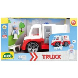 LENA ambulans z figurką Truxx