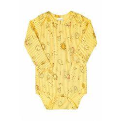 Body niemowlęce żółte 6T39A9 Oferta ważna tylko do 2023-11-26