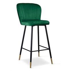 Hoker SHELLY 70 zielony/ noga czarno-złota/ BL78