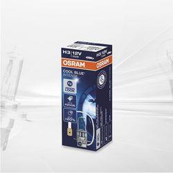 Żarówka samochodowa H3 OSRAM COOL BLUE® INTENSE, PK22s, 55 W, 12 V, 1 szt.