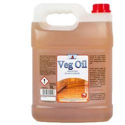 Veg Oil Norenco 5l - Pielęgnujący do powierzchni drewnianych