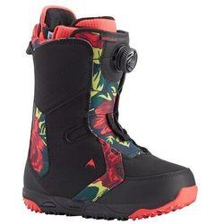 buty snowboardowe BURTON - Limelight Boa Black-Floral (002) rozmiar: 38