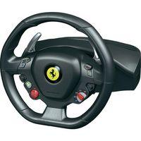 Kierownice do gier, Kierownica THRUSTMASTER Ferrari 458 Italia do PC/Xbox 360