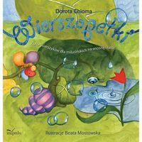 Książki dla dzieci, Wierszopełki - Dorota Chioma (opr. miękka)