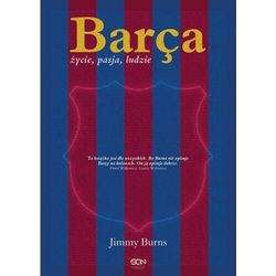 Barça. Życie, pasja, ludzie - Jimmy Burns - ebook