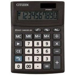 Kalkulator biurowy CITIZEN CMB1001-BK Business Line, 10-cyfrowy, 137x102mm, czarny