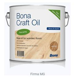 BONA CRAFT OIL Pure (Neutralny) - 2,5 L