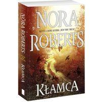 Poezja, Kłamca - Nora Roberts (opr. miękka)