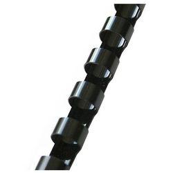 Grzbiet do bindowania czarny 10 szt