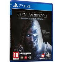 Gry na PS4, Śródziemie: Cień Mordoru (PS4)