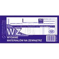 Druki akcydensowe, Dowód WZ 1/3 A4 wielokopia (351-8)