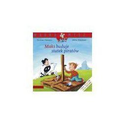 """Książka """"Maks buduje statek piratów"""" wydawnictwo Media Rodzina 9788372788184"""