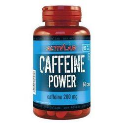 Activlab Caffeine Power 60 tabl.