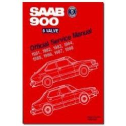 Saab 900 8 Valve 1981-1988 Official Service Manual