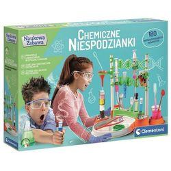 Naukowa Zabawa: Chemiczne niespodzianki (50667). Wiek: 8+