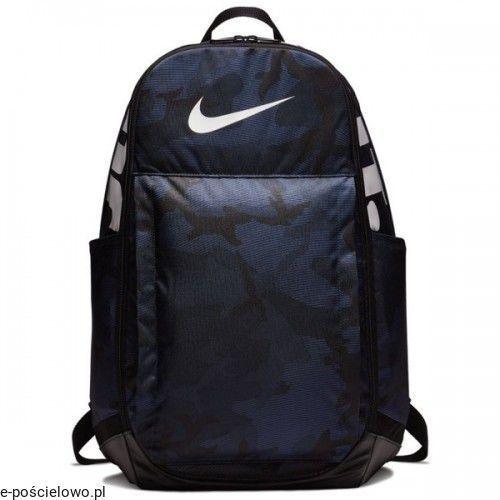 bacee28259dc Plecak Nike szkolny sportowy moro granatowy