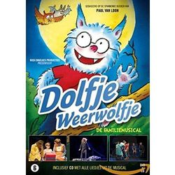 Musical - Dolfje Weerwolfje-Dvd+Cd-