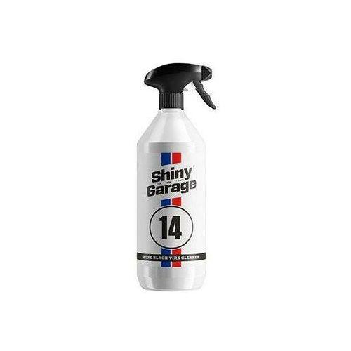 Środki czyszczące do opon i felg, Shiny Garage Pure Black Tire Cleaner 1l