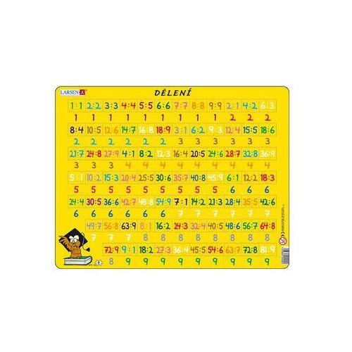 Puzzle, Puzzle MAXI - Dělení/81 dílků neuveden