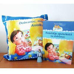 Zestaw dla dzieci - Aniołek na dobranoc