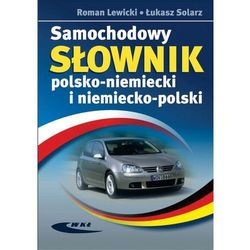 Samochodowy słownik polsko-niemiecki i niemiecko-polski (opr. twarda)