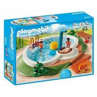 Klocki dla dzieci, Playmobil ® Family Fun Basen 9422