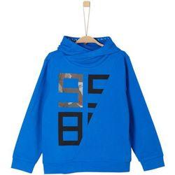s.Oliver bluza chłopięca XL niebieska