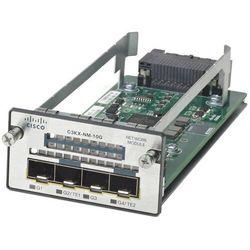 C3KX-NM-10G Moduł Cisco 2x 10GbE SFP+ z 4 fizycznymi portami (2xSFP+10G lub 4xSFP 1G)