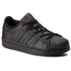 Buty adidas - Superstar Foundation C BA8381 Cblack/Cblack/Cblack