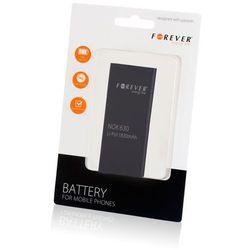 Bateria Forever do Nokia Lumia 630 1830 mAh (T0011713) Szybka dostawa! Darmowy odbiór w 20 miastach!