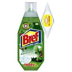 Zawieszka do WC BREF Gel 360ml. - pine