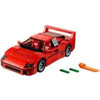 Klocki dla dzieci, Lego CREATOR Krator ferrari 10248