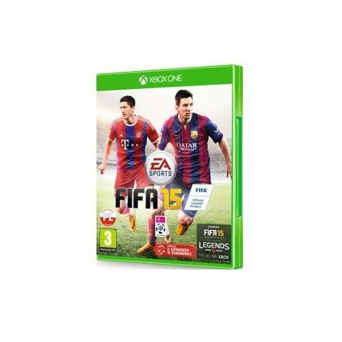 Gry na Xbox One, FIFA 15 (Xbox One)